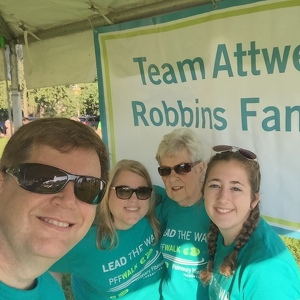 Team Attwell Robbins Family